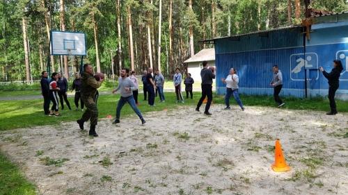 Территория 02. Красноармейские стражи порядка провели выходные с пользой для дела