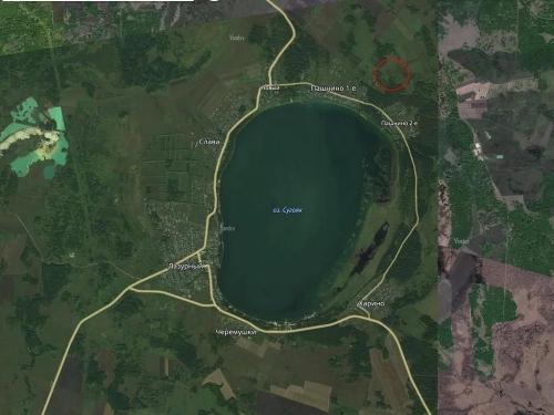 В почёте у рыбаков. Символом Красноармейского района признано озеро Сугояк
